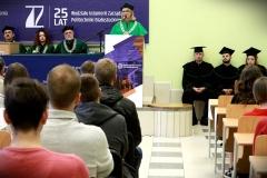 Inauguracja Roku Akademickiego 2018/2019 na Wydziale Inżynierii Zarządzania Politechniki Białostockiej