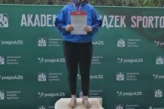 Karolina Sokół zdobyła złoto za rzut oszczepem