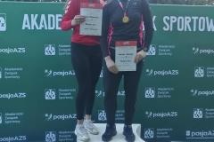 Martyna Karwowska zdobyła medal w pchnięciu kulą