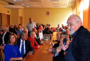 Spotkanie Absolwentów WM po 45 latach