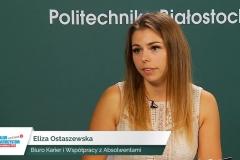 Wirtualne stoisko Politechniki Białostockiej podczas Salonu Maturzystów 2020. Fot. 5