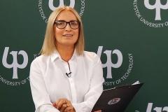 Wirtualne stoisko Politechniki Białostockiej podczas Salonu Maturzystów 2020. Fot. 7