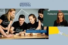 Wirtualne stoisko Politechniki Białostockiej podczas Salonu Maturzystów 2020. Fot. 10