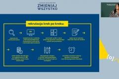 Wirtualne stoisko Politechniki Białostockiej podczas Salonu Maturzystów 2020. Fot. 11